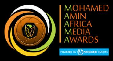 Mohamed Amin Africa Media Awards